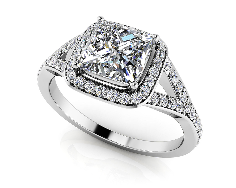 Image of Captivating Engagement Ring