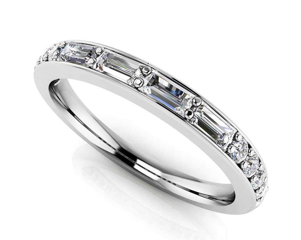 Image of Alluring Diamond Band