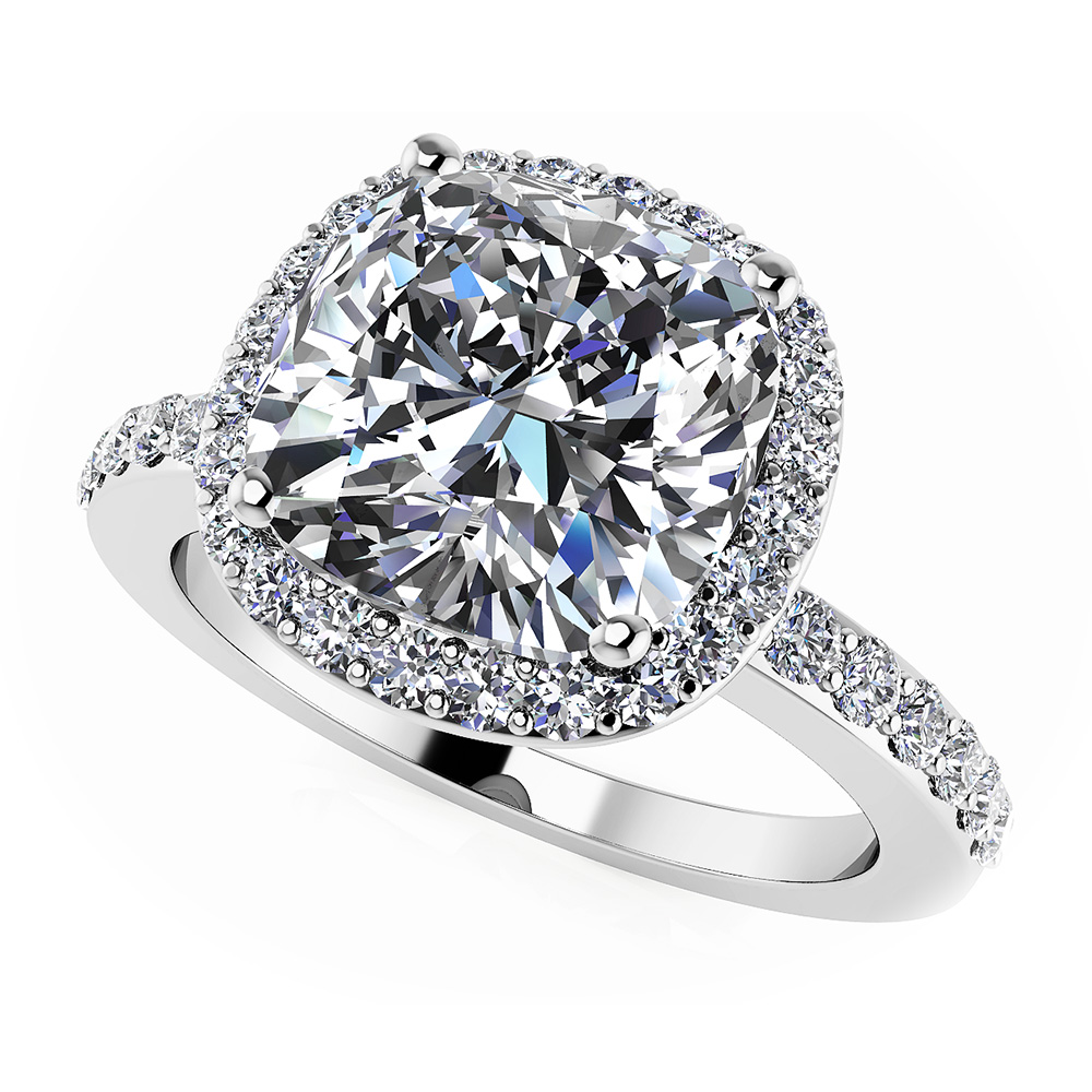 Image of Always Yours Engagement Ring