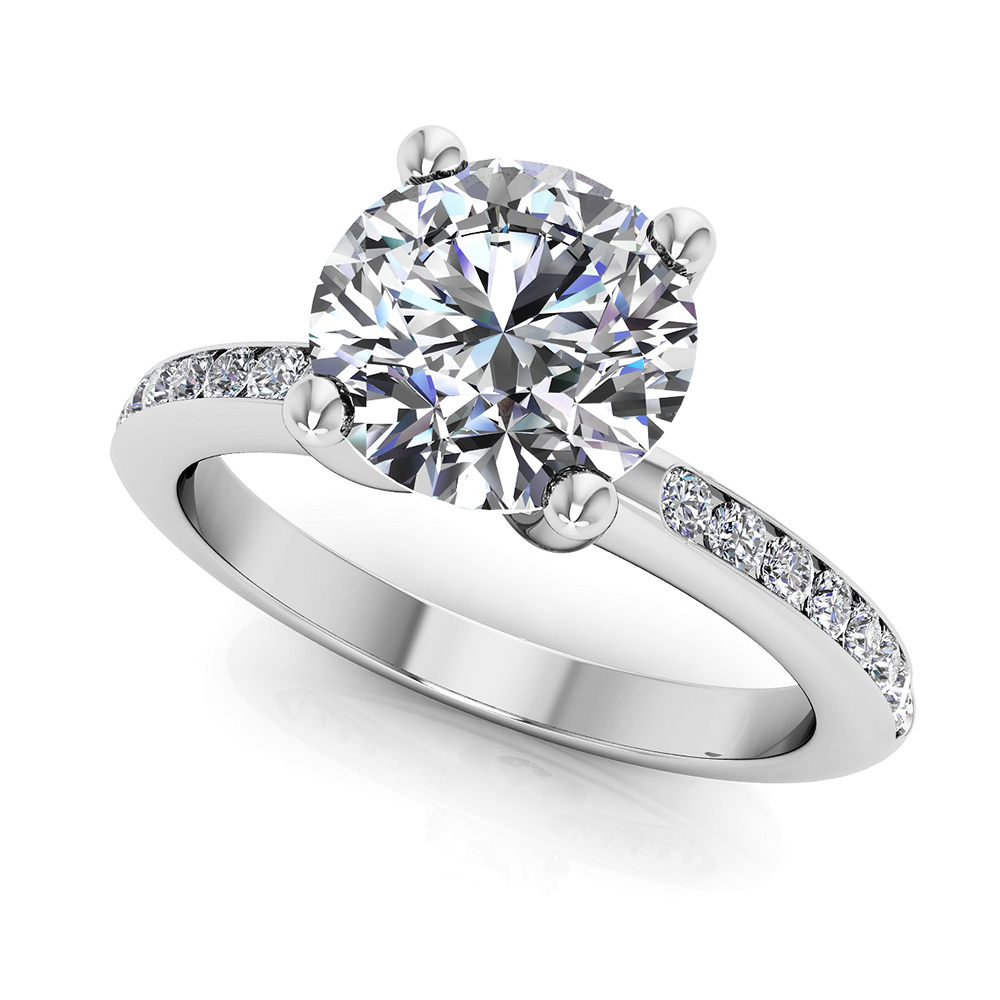 Image of A Dream Come True Engagement Ring