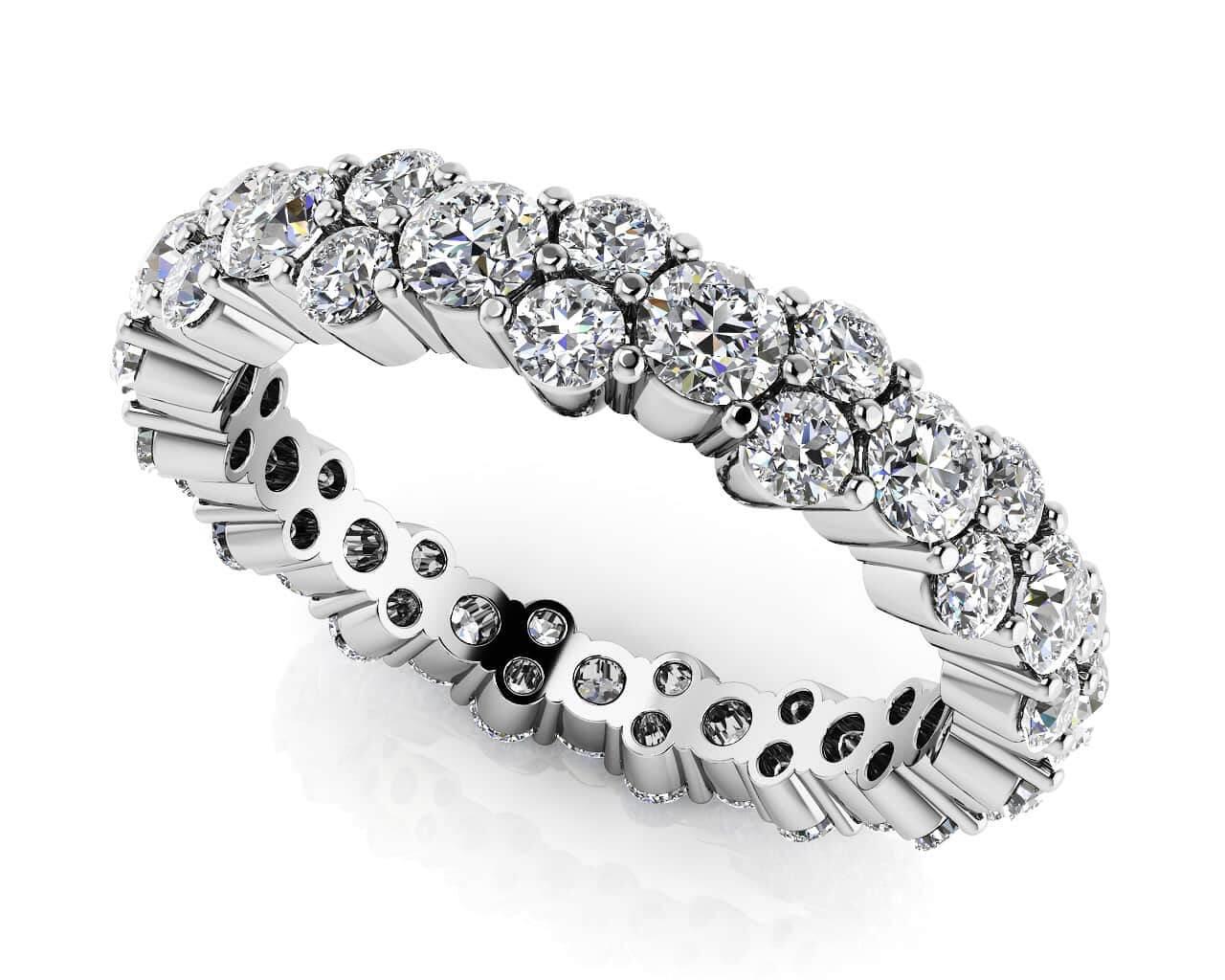Delightful Diamond Eternity Ring