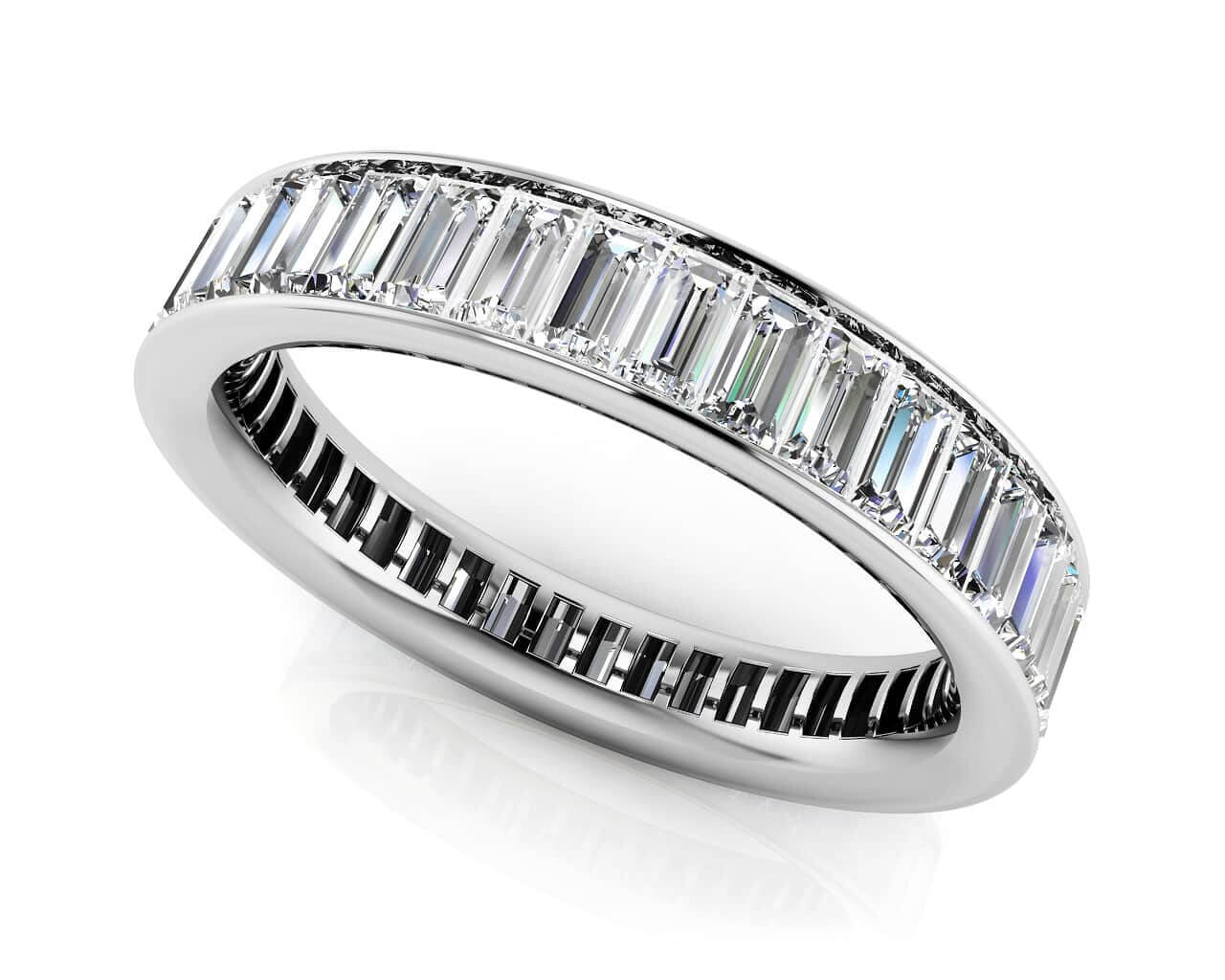 Diamond Eternity Rings Large