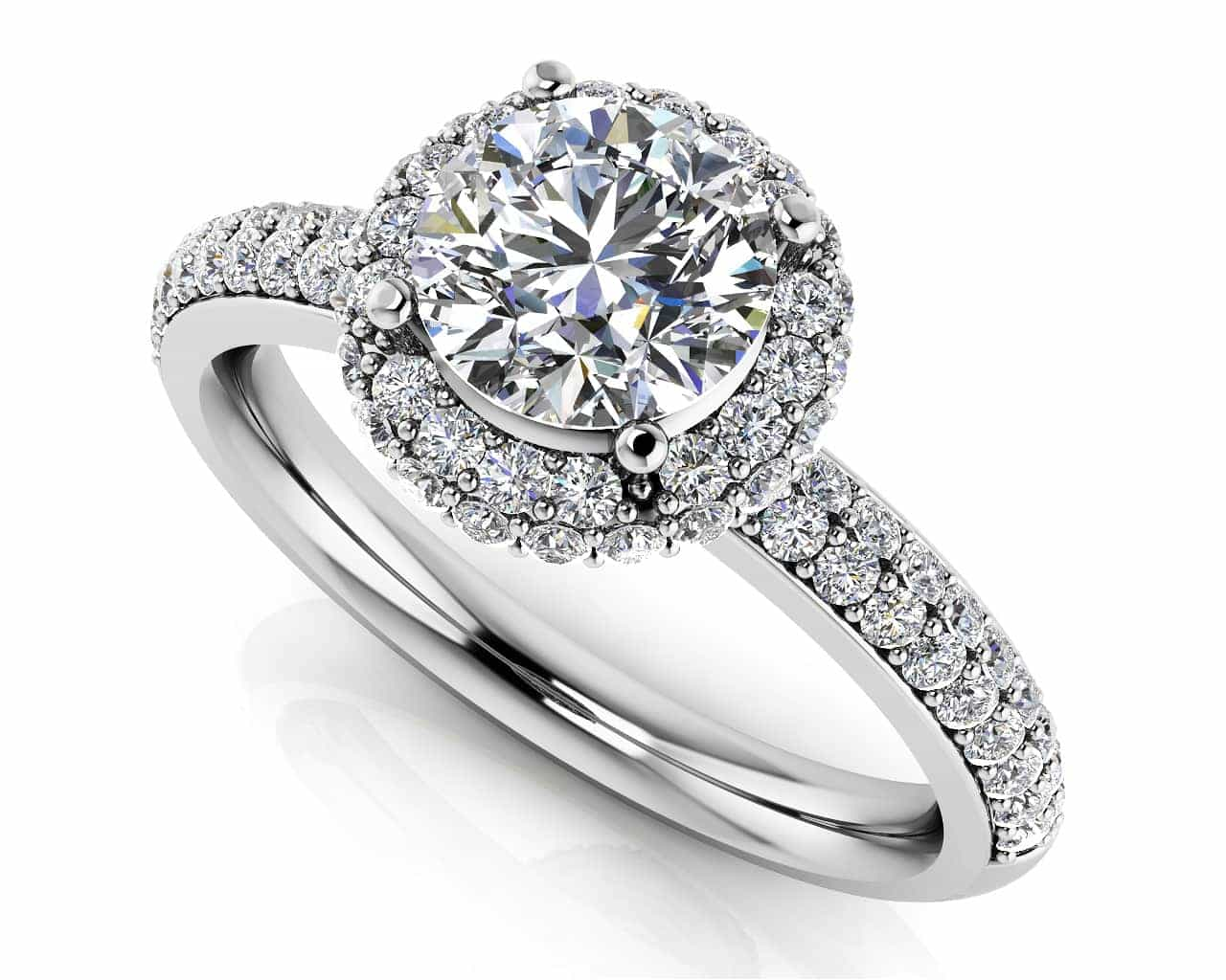 circle wedding rings engagement rings for women 2967