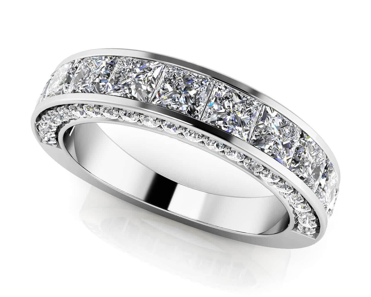 Design Your Own Diamond Anniversary Ring Eternity