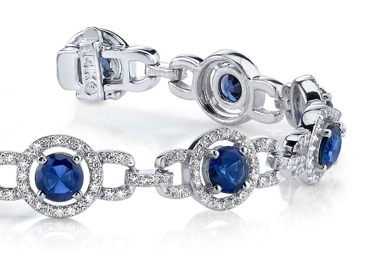 Largest Collection of Antique & Vintage Diamond Bracelets