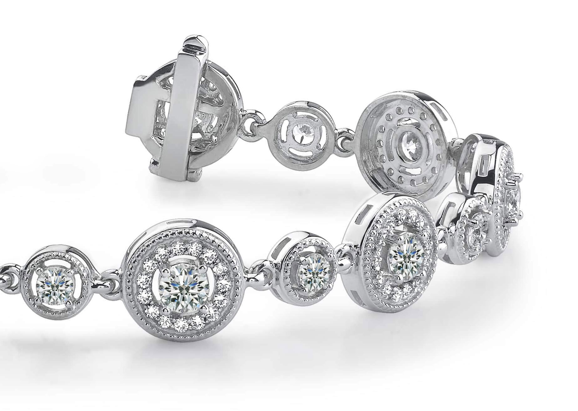 bezel happy set jewelry bracelets chopard bracelet diamond products enlarged the link hearts