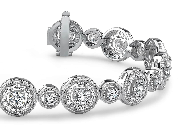 st Collection of Antique & Vintage Diamond Bracelets