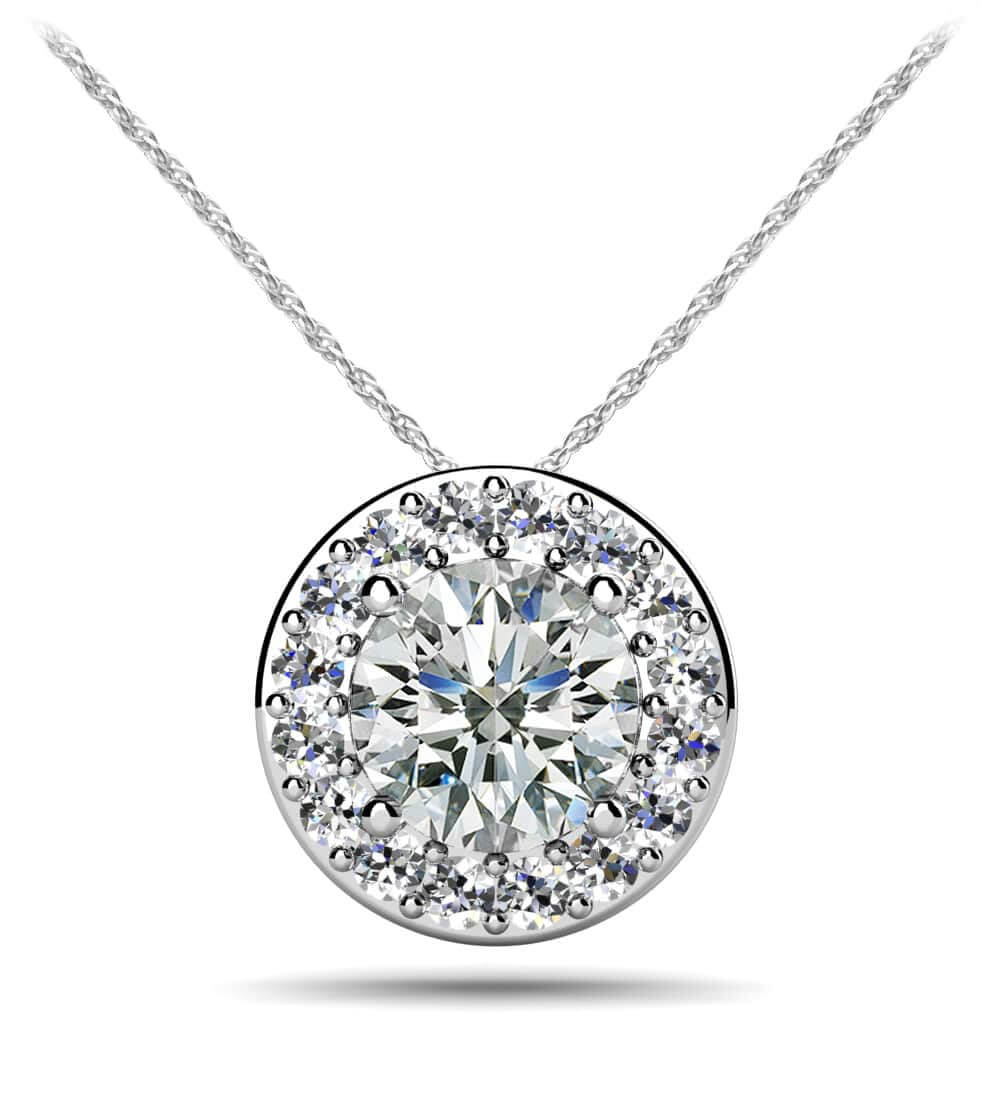 Diamond pendants necklaces for women diamond pendants aloadofball Gallery