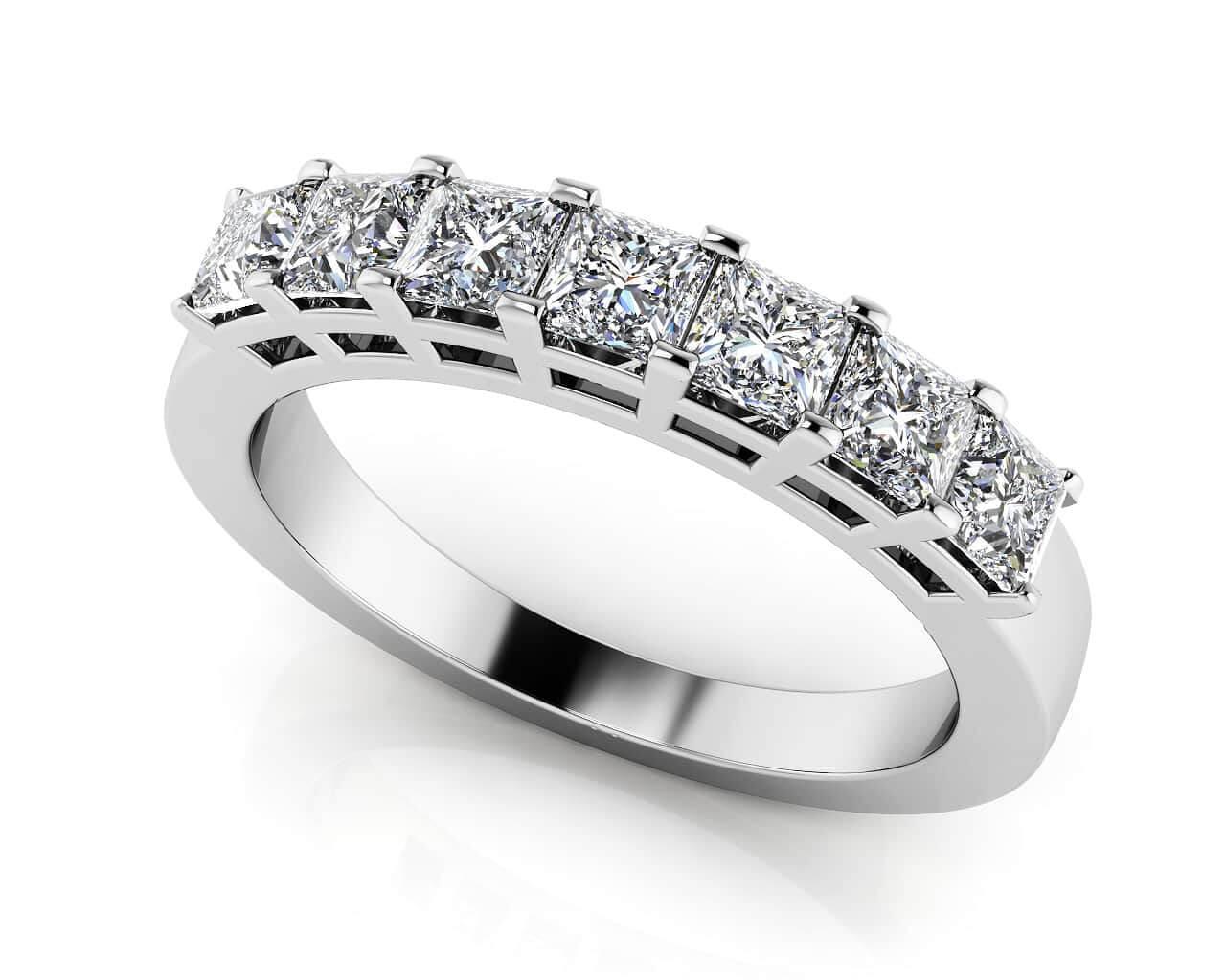design your own diamond anniversary ring eternity ring - Wedding Anniversary Rings