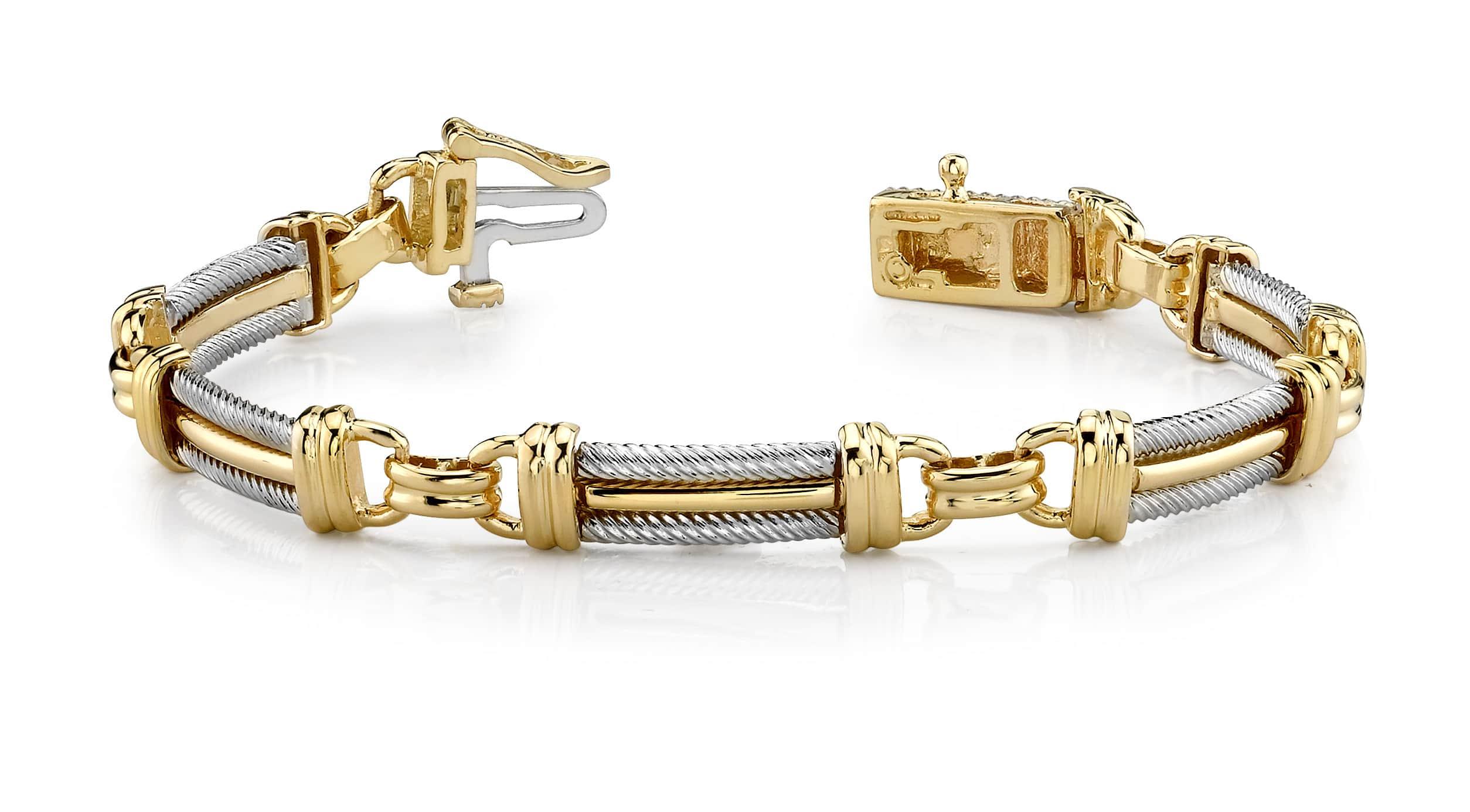 Gold Platinum Bracelets For Women