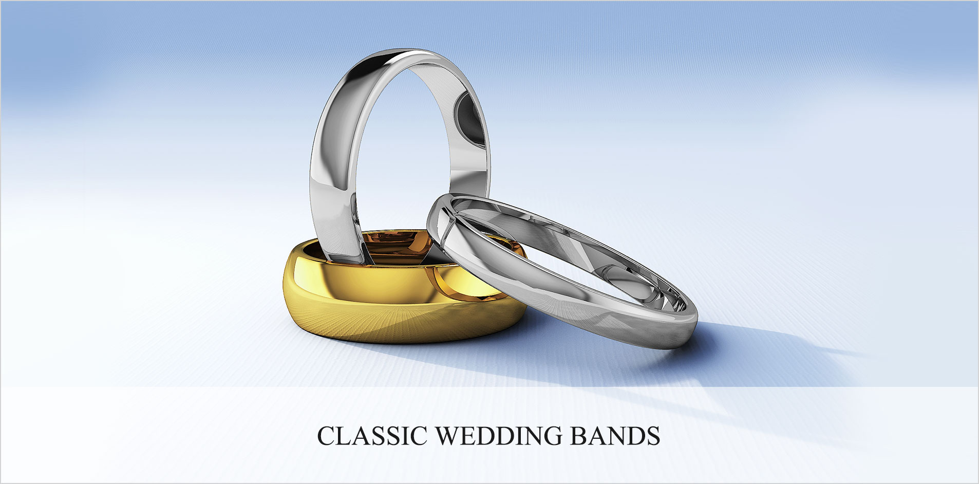 Classic Wedding Bands