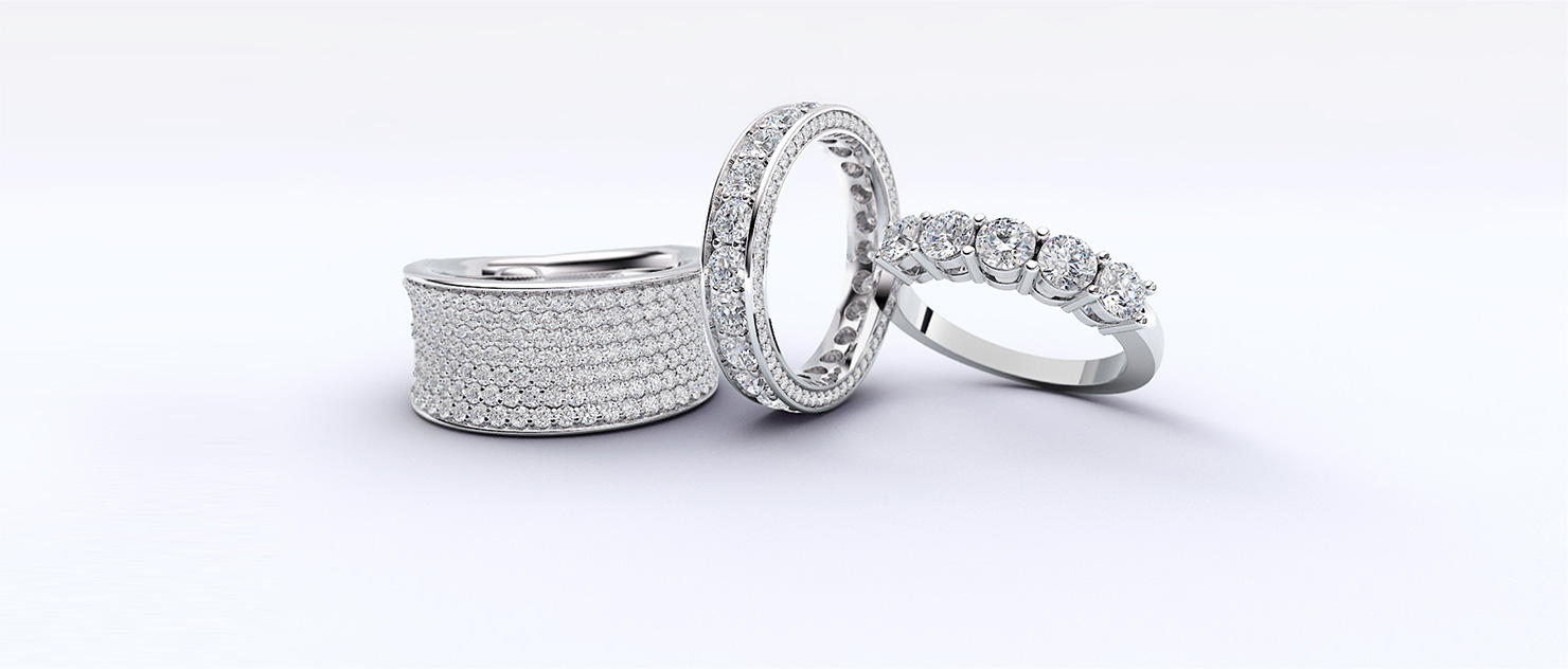 wedding anniversary rings - Wedding Rings And Engagement Rings