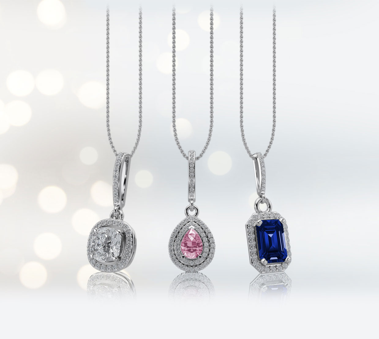 Largest collection of quality diamond necklaces pendants diamond pendants audiocablefo