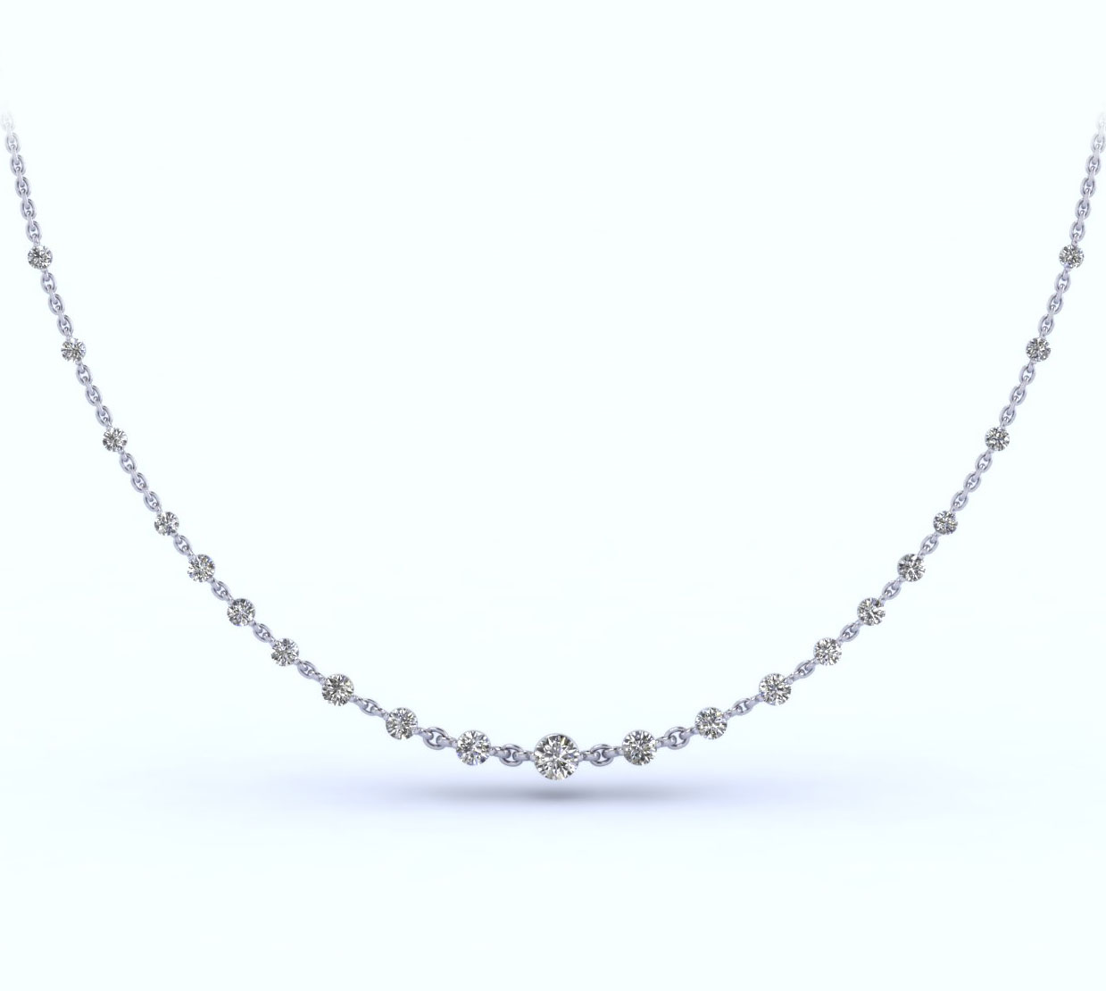 Largest Collection of Quality Diamond Necklaces & Pendants