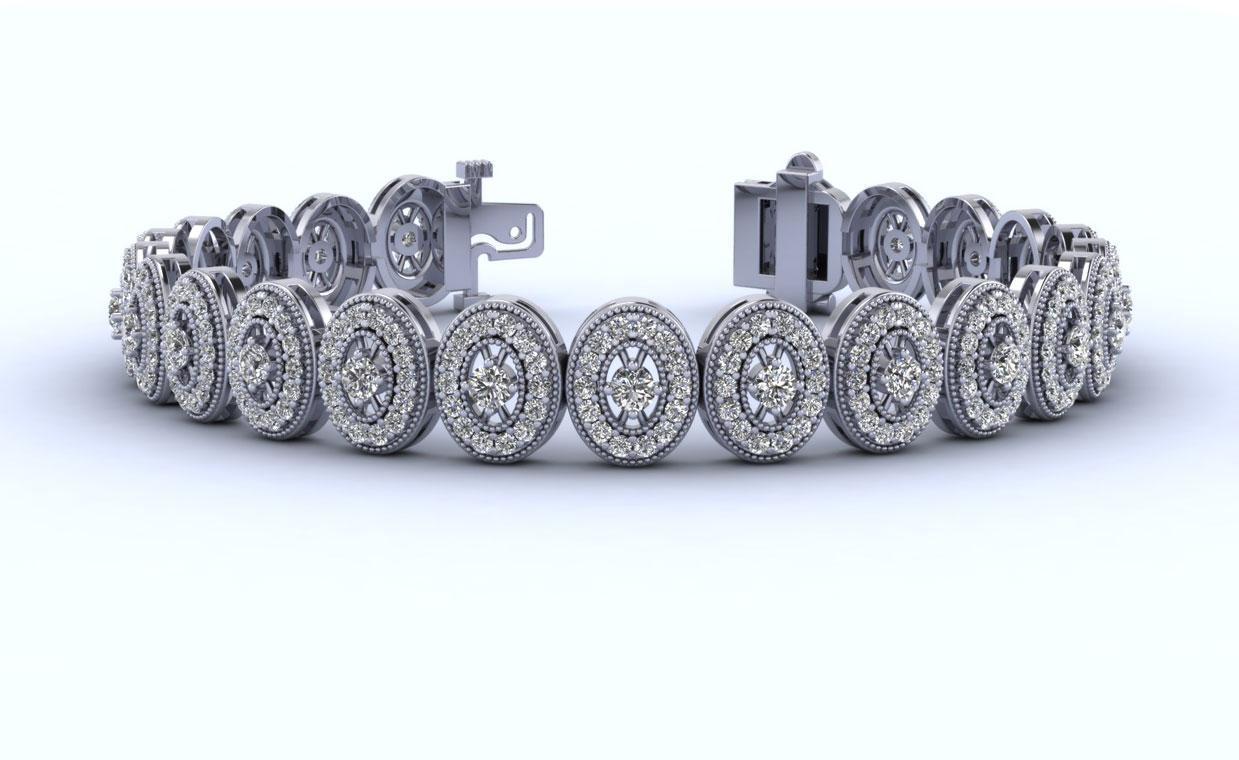 Largest Collection of Diamond Bracelets & Tennis Bracelets
